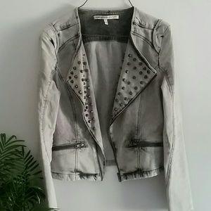Romeo&Juliet studded jacket
